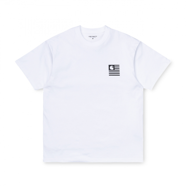 Carhartt State Chromo T-Shirt White