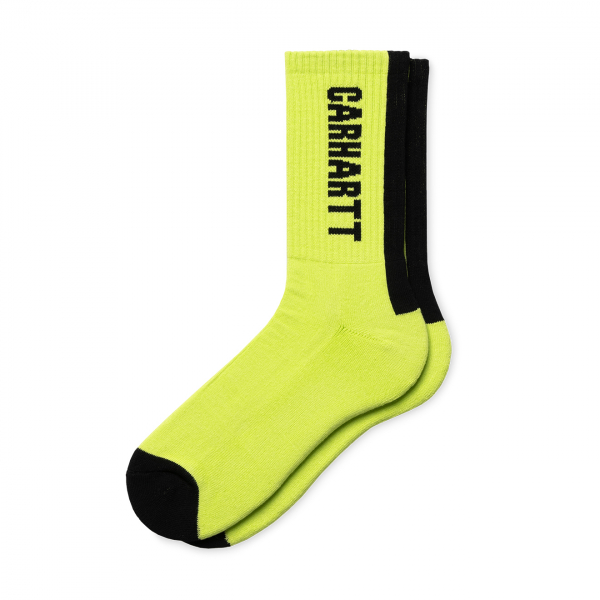 Carhartt Turner Socks Lime / Black