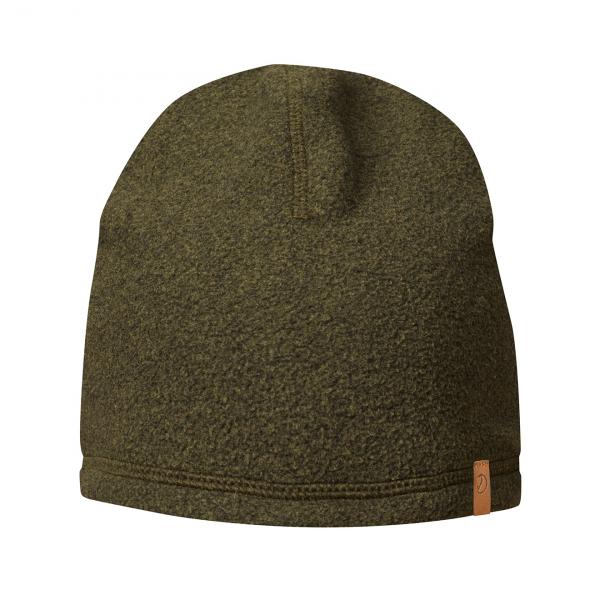 Fjallraven Lappland Fleece Hat Dark Olive