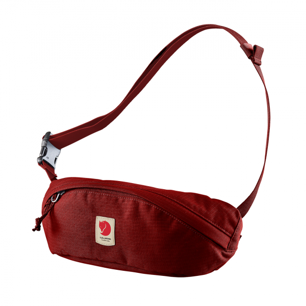 Fjallraven Ulvo Hip Pack Medium Dark Lava