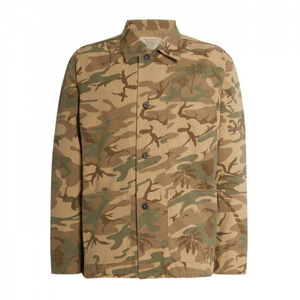 RRL by Ralph Lauren Harrison Jacket Green Camo