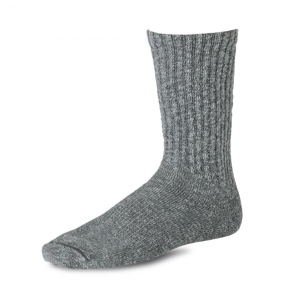Red Wing Cotton Ragg Socks Black / Grey