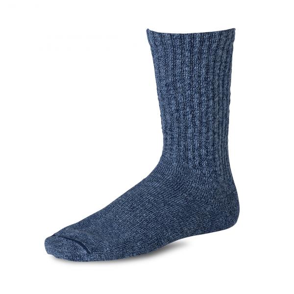 Red Wing Cotton Ragg Socks Navy / Blue