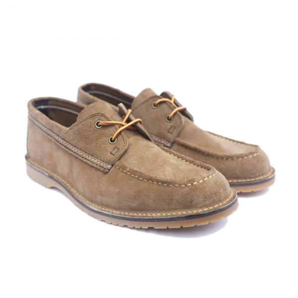 Red Wing Wacouta Camp Moc Camel Muleskinner