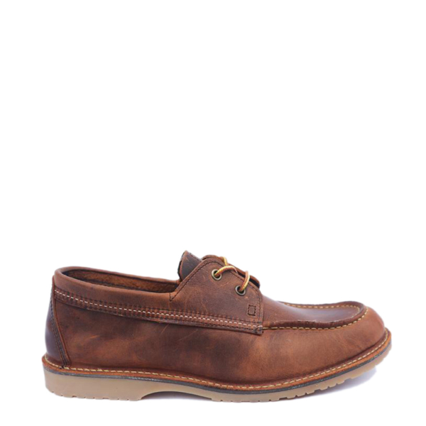 Red Wing Wacouta Camp Moc Copper Rough and Tough