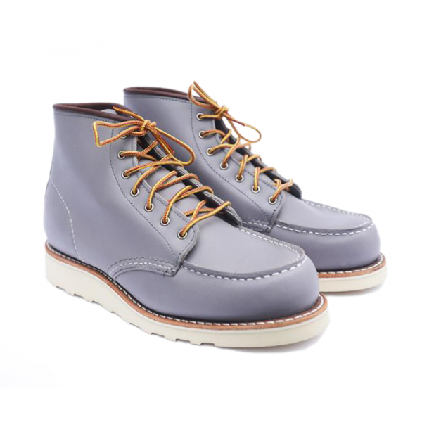 "Red Wing Womens 6"" Classic Moc Granite Boundary"