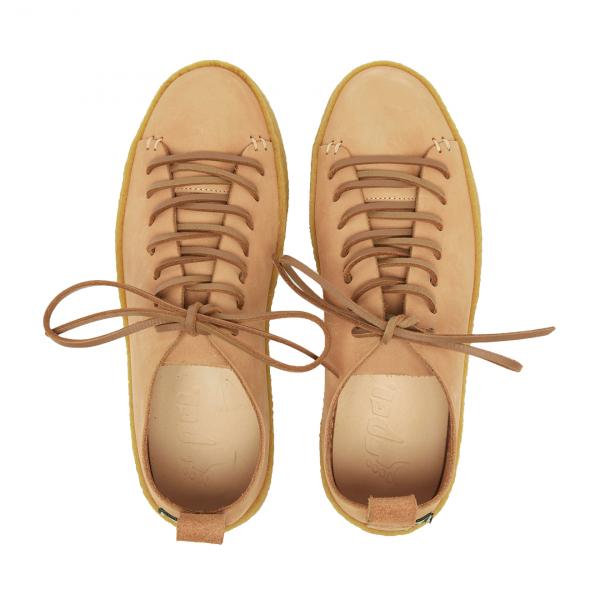 Yogi Womens Rufus Nubuck Shoe Nude Pink
