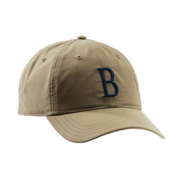 Beretta Big B Cap Tan / Blue