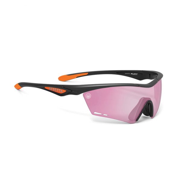 Beretta Clash by Rudy Project Eye Glasses Magenta