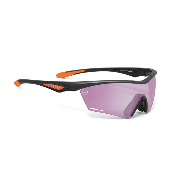 Beretta Clash by Rudy Project Eye Glasses Purple