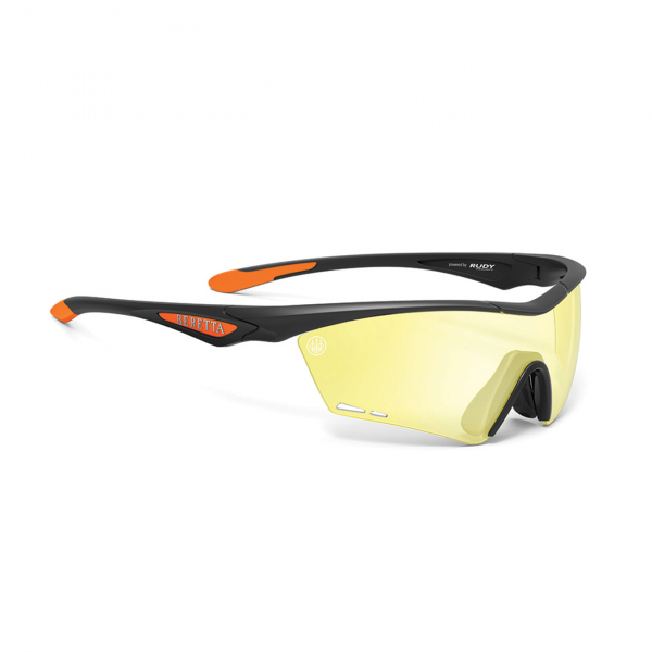 Beretta Clash by Rudy Project Eye Glasses Yellow