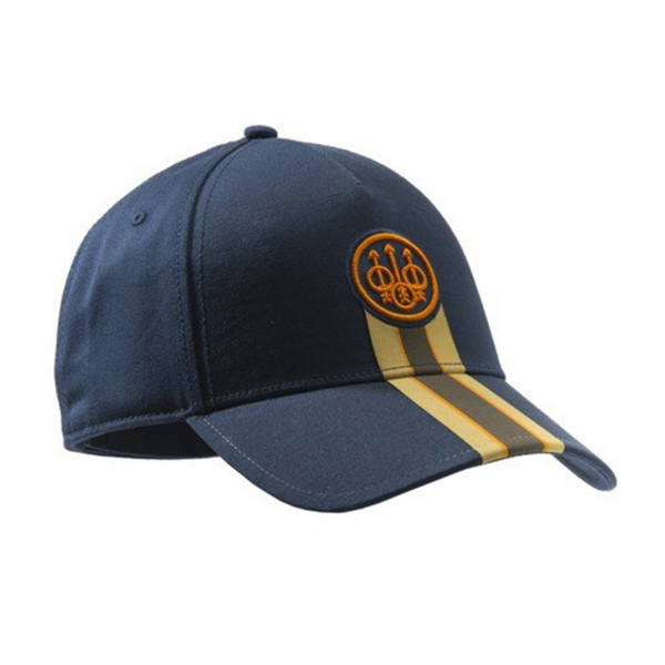 Beretta Corporate Striped Cap Navy