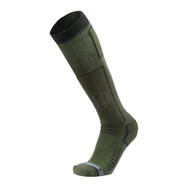 Beretta Hunting Long Socks Green