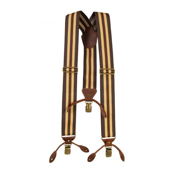 Beretta Strap Suspender Beige / Tan