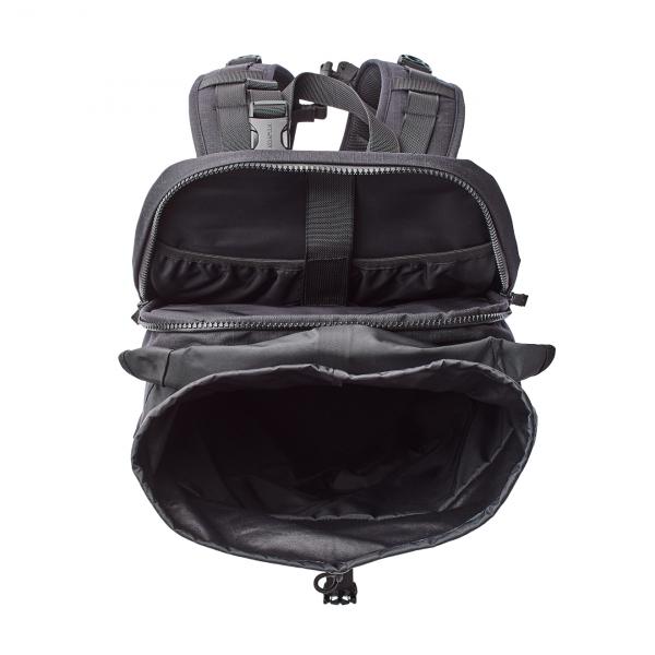Filson Ripstop Nylon Backpack Black