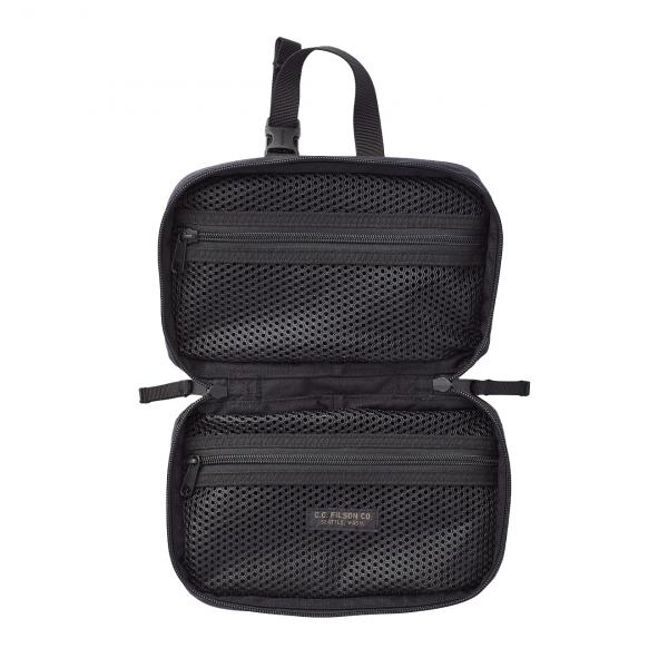 Filson Ripstop Nylon Travel Pack Black