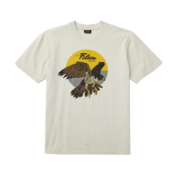 Filson S/S Outfitter T-Shirt Light Stone