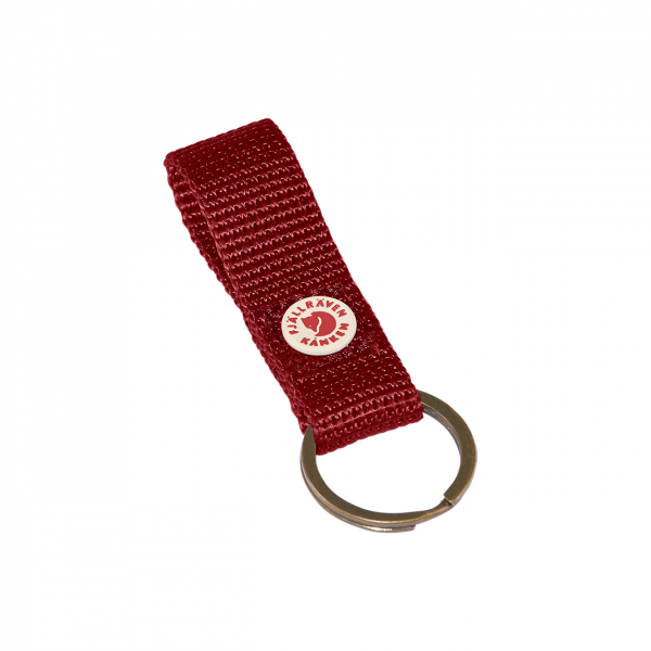 Fjallraven Kanken Keyring Ox Red