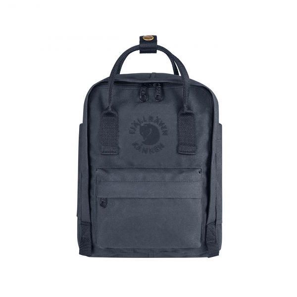 Fjallraven Mini Re-Kanken Slate