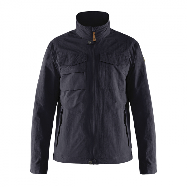 Fjallraven Travellers MT Jacket Dark Navy