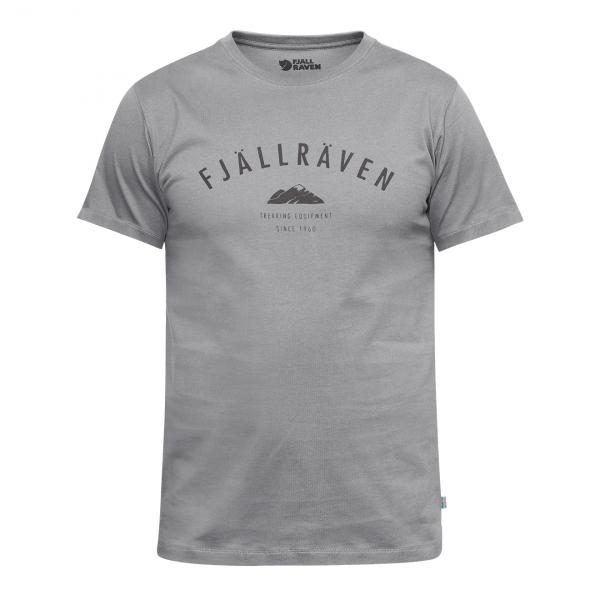 Fjallraven Trekking Equipment T-Shirt Shark Grey