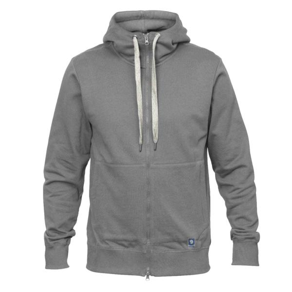 Fjallraven Greenland Zip Hoodie Grey