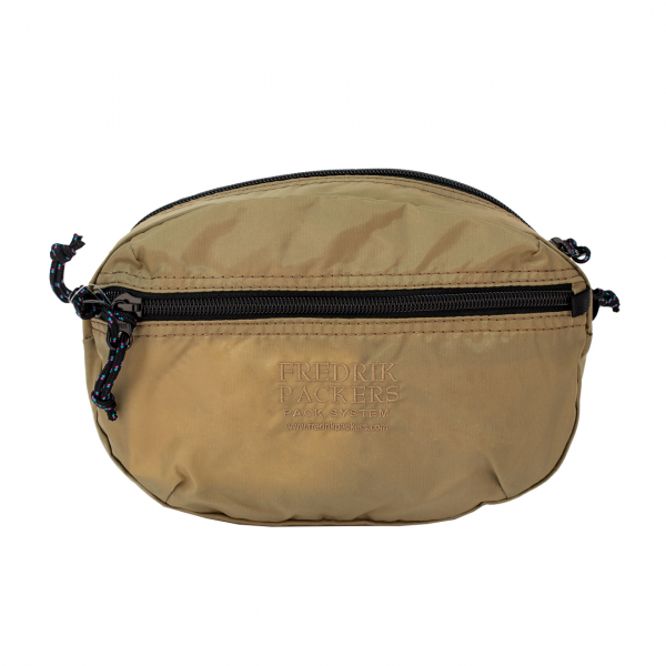 Fredrik Packers Ellipse Hip Pack Khaki