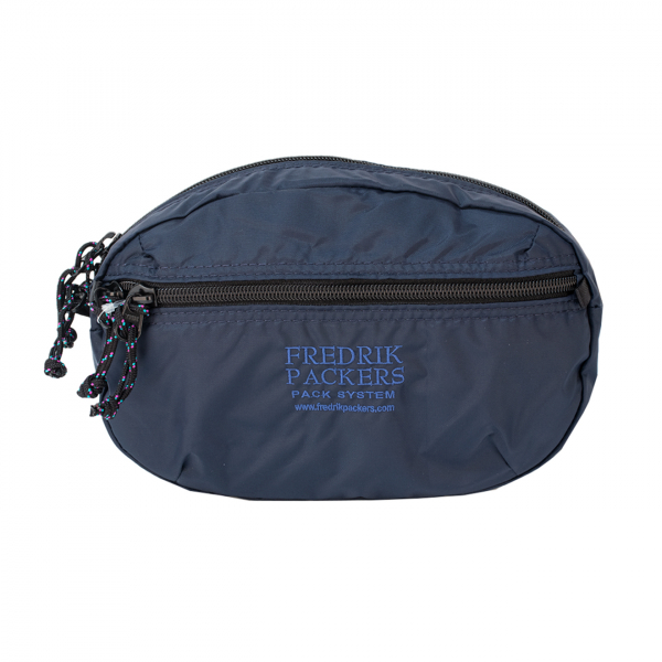 Fredrik Packers Ellipse Hip Pack Navy