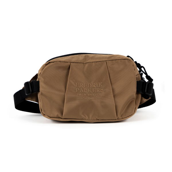 Fredrik Packers Division Hip Pack Tan