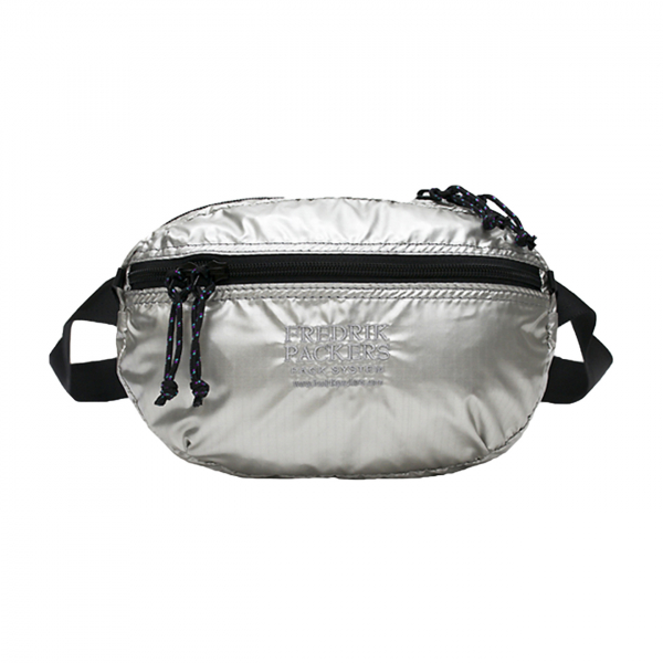 Fredrik Packers Ellipse Hip Pack Silver