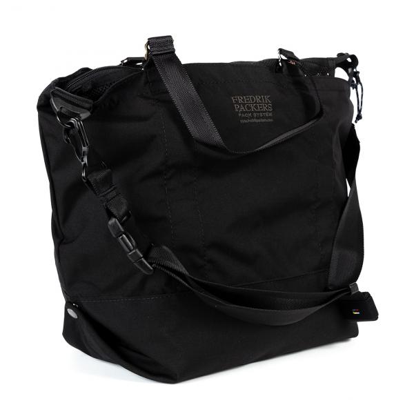 Fredrik Packers Modulation Tote Bag Black