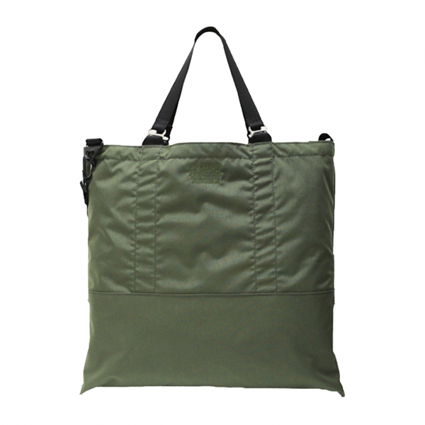 Fredrik Packers Modulation Tote Bag Olive