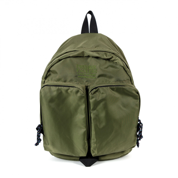 Fredrik Packers Twins Back Pack Olive