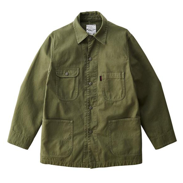 Gramicci Cover All Jacket Olive