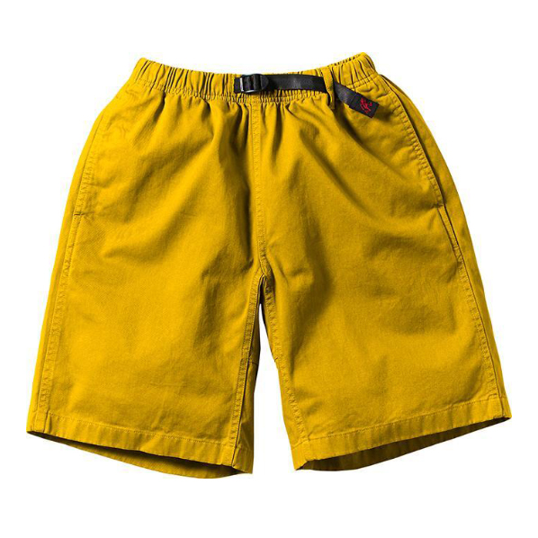 Gramicci G-Shorts Yellow