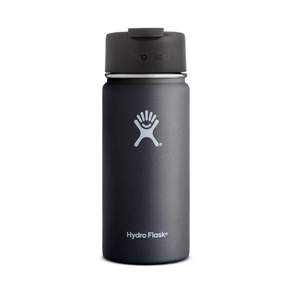 Hydro Flask 16oz Wide Mouth Coffee Flask Black