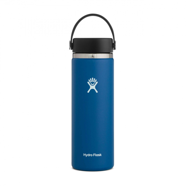 Hydro Flask 20oz Wide Mouth Bottle Cobalt