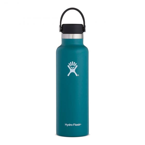 Hydro Flask 21oz Standard Mouth Bottle Jade