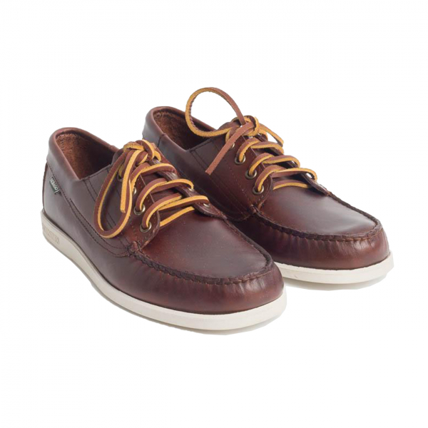 Sebago Askook Waxy Moccasin Brown