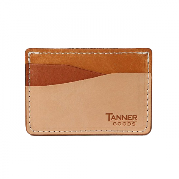 Tanner Goods Journeyman Wallet Sahara