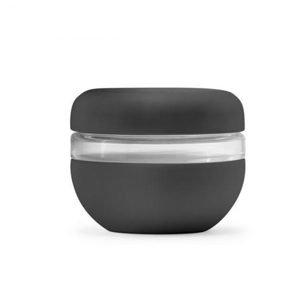 W&P Design Porter 16oz Seal Tight Bowl Charcoal