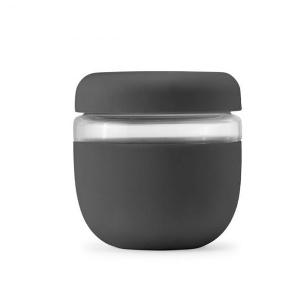 W&P Design Porter 24oz Seal Tight Bowl Charcoal