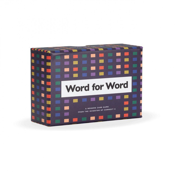 W&P Design Word for Word Card Game
