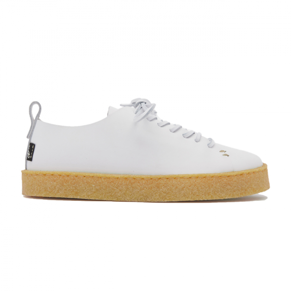 Yogi Womens Rufus Leather White