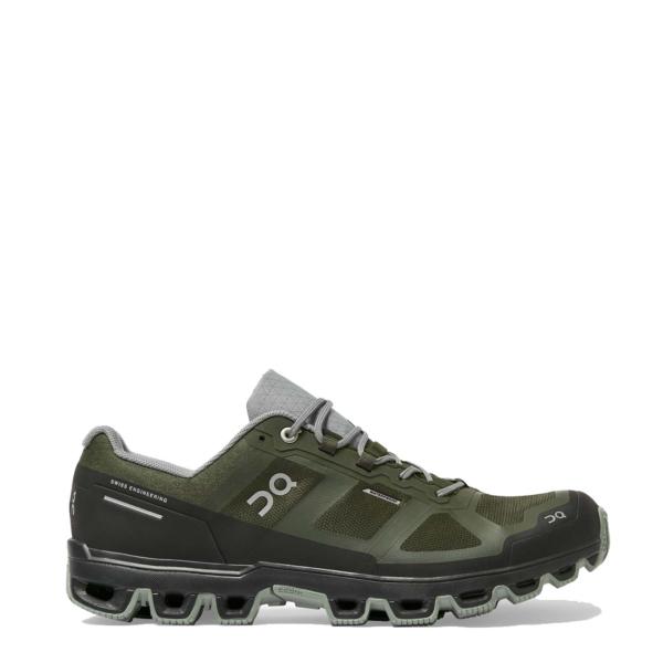 On Running Cloudventure Waterproof Trail Shoe Fir/Lunar