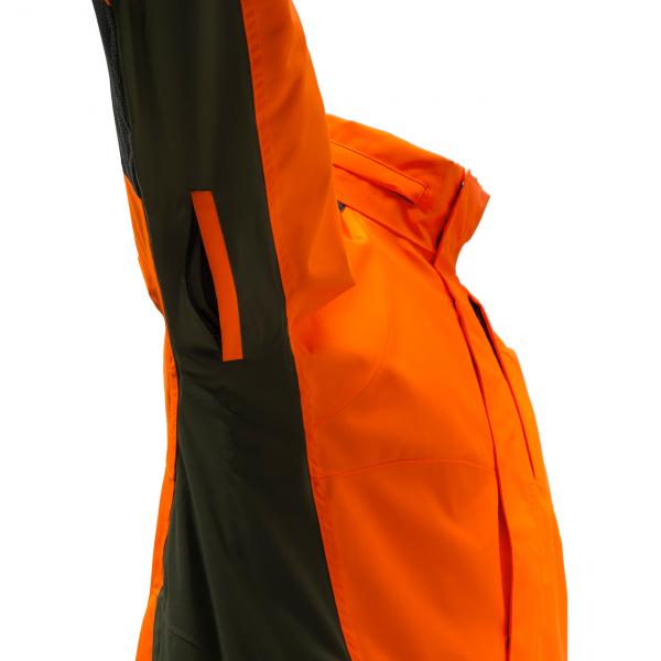 Beretta Active Hunt Evo Jacket Green / Orange