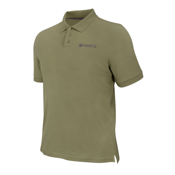 Beretta Corporate Polo Green