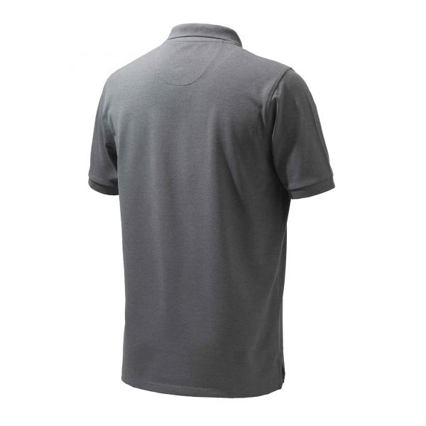 Beretta Corporate Polo Grey