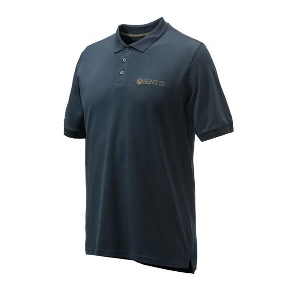 Beretta Corporate Polo Navy