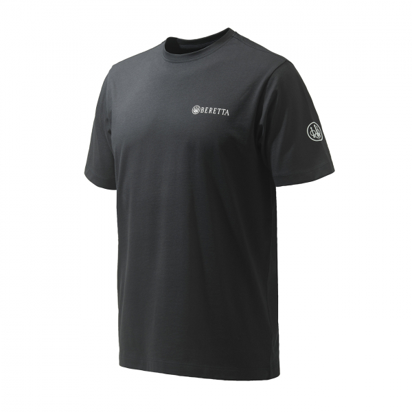 Beretta Diskgraphic T-Shirt Black